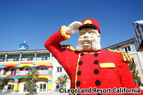 レゴホテル